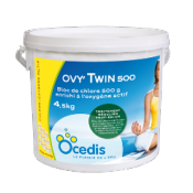 Ovy T'Win 500g 4,5kg - Desinfection - Ocedis